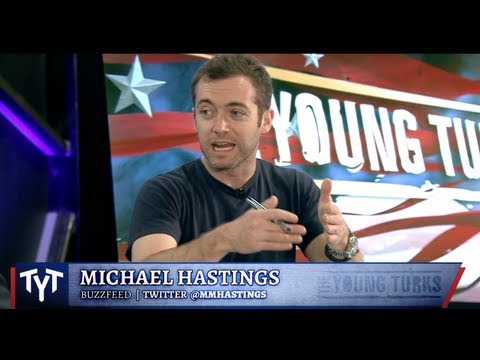 Michael Hastings: One of The Last Real Journalists