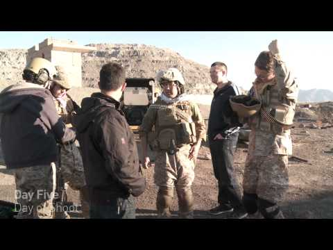 10 Days to Air - BF3 TV Commercial Behind the Scenes