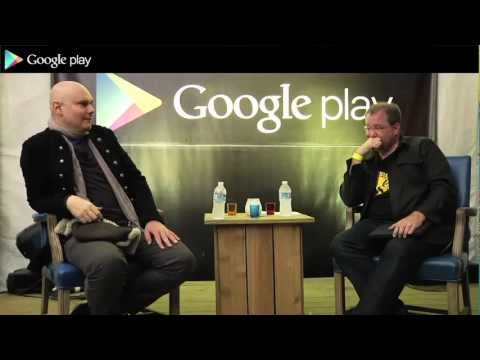 Google Play: Billy Corgan Interview SXSW 2012 Android House (Explicit)