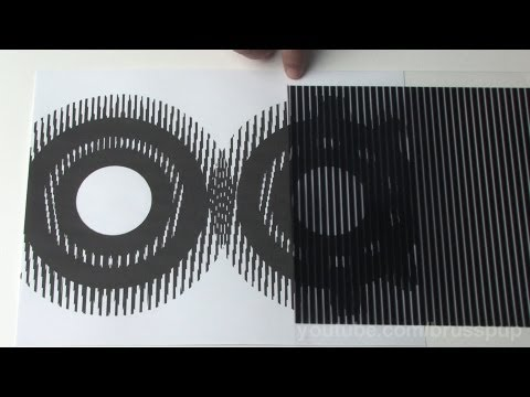 Amazing Animated Optical Illusions! #5