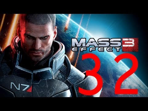 Mass Effect 3 Walkthrough - Part 32 PC 1080p Max Settings 16XAA