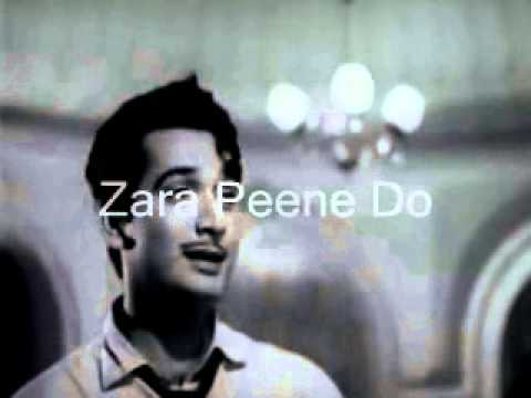 Yeh Nayan Dare Dare-karaoke & Lyrics--Kohra