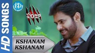 Kshanam Kshanam Song - Panjaa