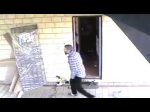 Dramatic Perth gang shootout footage released by Supreme Court
