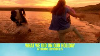 What We Did On Our Holiday - Trailer 3