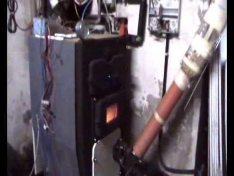Caldaia a pirolisi installazione climatizzatore for Bruciatore a pirolisi