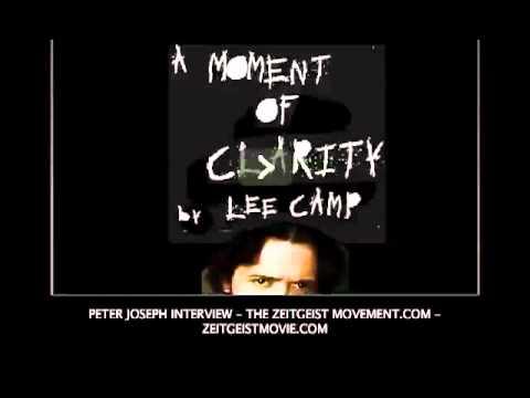 Lee Camp Podcast -- Peter Joseph Interview (The Zeitgeist Movement)