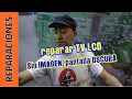 Reparar TV LCD: Sin imagen, pantalla oscura