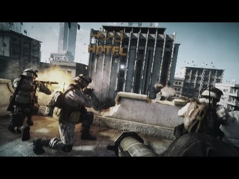 Battlefield 3 - First Gameplay Footage Teaser (2011) BF3 | HD