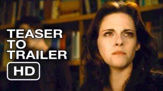Twilight Breaking Dawn: Part 2 - Teaser to Trailer - Robert Pattinson Movie (2012)