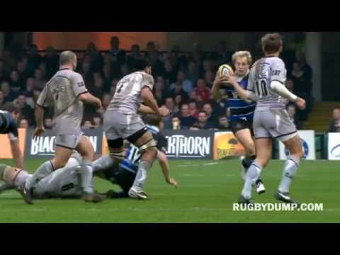 Abendanon smashed by Tuilagi brothers