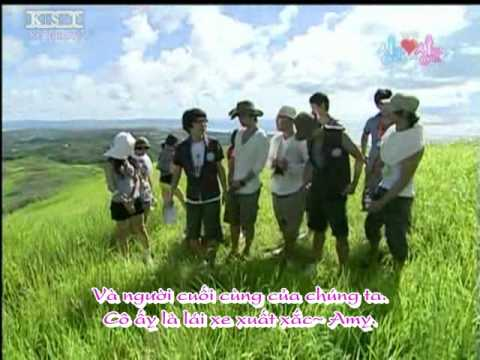 Game Show thực tế Tiffany SNSD Kko Kko tour part 4