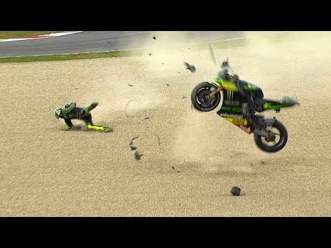 MotoGP™ Mugello 2014 -- Biggest crashes - UC8pYaQzbBBXg9GIOHRvTmDQ