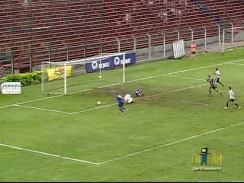 União Barbarense 1x3 Pão de Açúcar - Paulista A2 2010
