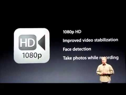iPhone 5 Features - Official Apple Event 12th sept. 2012