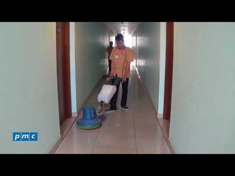 PACRSpring – Làm sạch hành lang căn hộ định kỳ