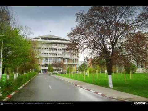 VIDEOCLIP Cu bicicleta prin Bucuresti - 5: Cotroceni - Politehnica - Opera - Universitate