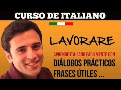 Curso de Italiano 3 Aprender Italiano - Frases en Italiano