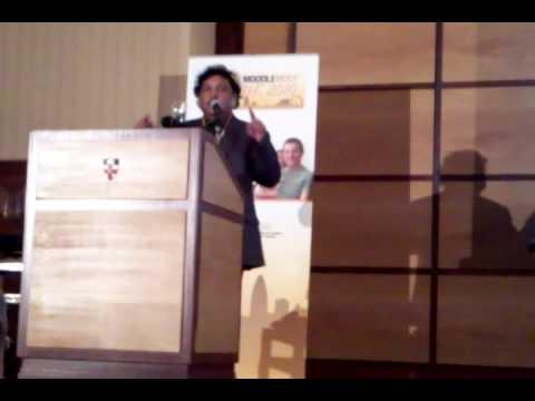 Prof Sugata Mitra MoodleMoot UK