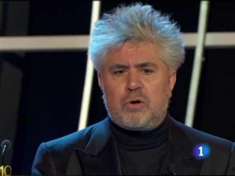 Almodóvar vuelve a los Goya