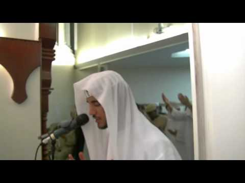 Taha Junaid - Witr Prayer & Dua (Awesome voice)