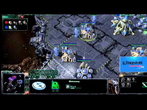 Kingston HyperX Pro Tip: EG.IdrA vs. Liquid`Nazgul