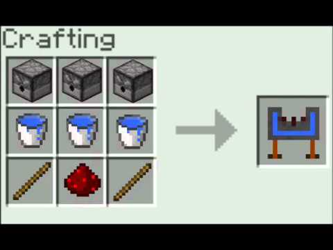 Minecraft crafting IDEAS -zj24hf58cWo