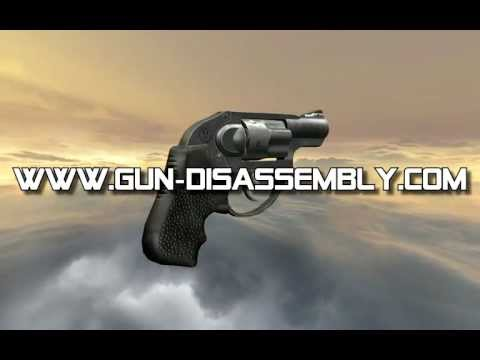 Ruger LCR (full disassembly and operation)