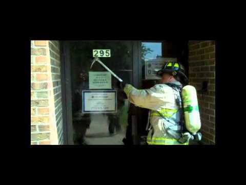 Forcible Entry:  Through the Lock Vs. Smashing the Glass