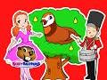 """""""12 Days of Christmas""""   Busy Beavers Christmas Song, Babies, Toddlers, Preschool Sing-Along"""