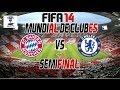 FIFA 14 PSP | Mundial de Clubes 2013-2014 | Semifinal | Bayern de Munich VS Chelsea FC