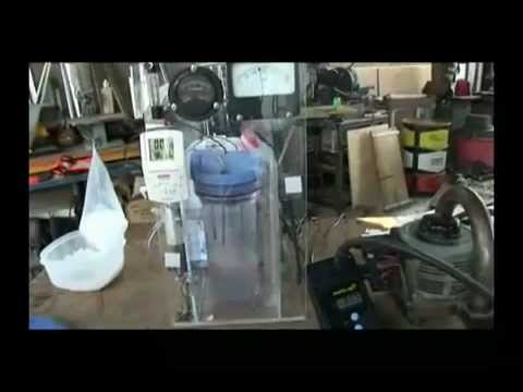 hydrogen cold fusion plasma electrolysis Reactor CFR.mp4