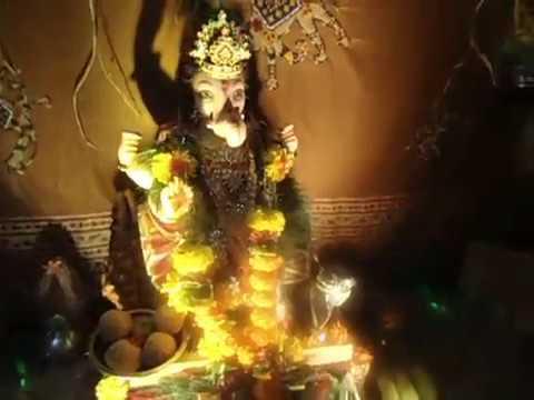 Ganpati Decoration At Home By Hardik