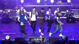 w-inds. 1 Let's Get It On(1080p)@E-DA Super Asia Music Festival