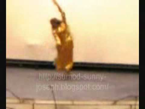 Special One Leg Malayalee Dancer- Talented Girl dancing to Bollywood song Trivandrum Kerala India
