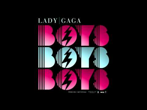 Lady Gaga - Boys Boys Boys (Drum Stem Remake)