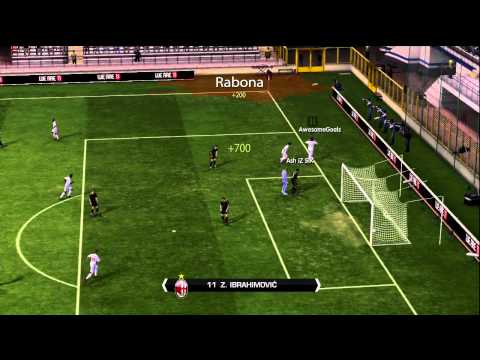 "FIFA 11 - ""Warfare 2"" Online Goals Compilation"