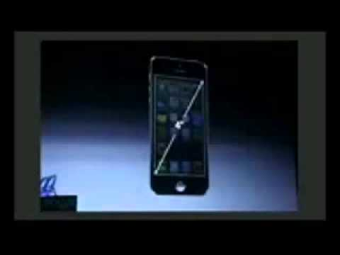 iphone 5 official announcement