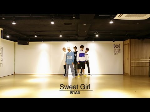 Sweet Girl (Dance Practice Version)