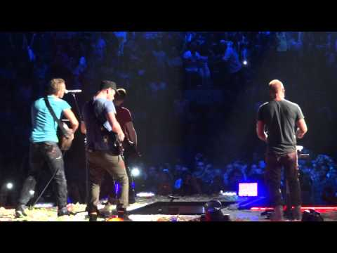 Coldplay Princess of China Live Montreal 2012 HD 1080P