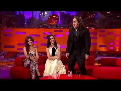 [FULL] Katy Perry,Cheryl Cole,Ross Noble - The Graham Norton Show 08/06/12 Part1