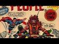 Фрагмент с начала видео - Origins & Powers: Yuga Khan/Darkseid's Father