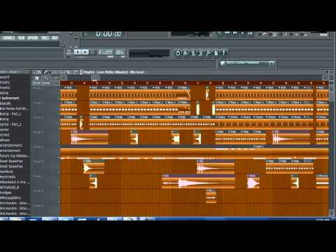 Fl Studio Psytrance Tutorial Part 3..Automation/Snares/Fx