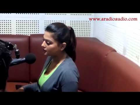 Silpa Pokhrel in Radio audio