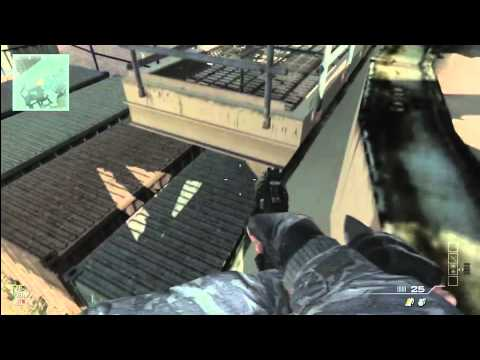 Call Of Duty MW3 Glitches New On Top Of Dome Online/Offline & Survival Mode  Modern Warfare 3