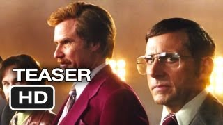 Anchorman: The Legend Continues Official Teaser (2013) - Will Ferrell Movie HD