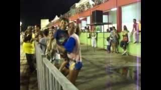 Carnaval Laguna 2013 - Desfile Escola de Samba Xavantes