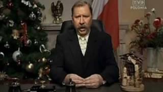 Grabowski - Bożonarodzeniowe orędzie Prezydenta Polski