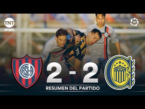 San Lorenzo 2-2 Rosario Central - Fecha 3 - Superliga Argentina 2019/2020