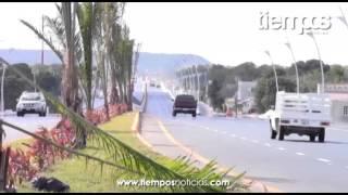 Carretera Campeche-Mérida beneficiará diariamente a 14 mil vehículos: FCH